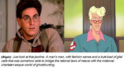 Egon comparison